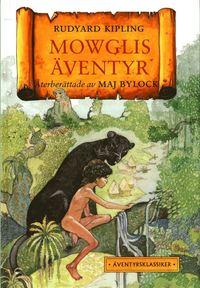 bokomslag Mowglis äventyr