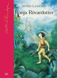 bokomslag Ronja Rövardotter