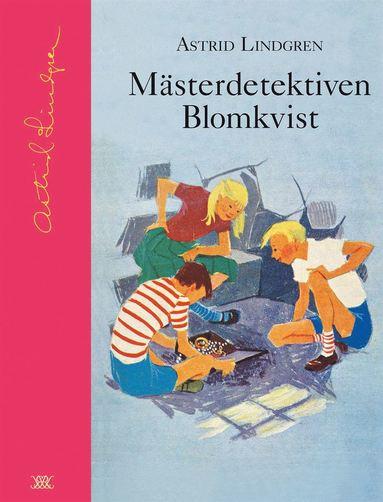 bokomslag Mästerdetektiven Blomkvist