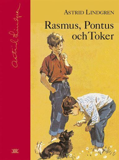 bokomslag Rasmus, Pontus och Toker