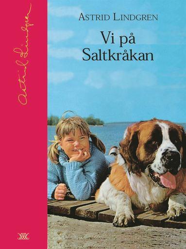 bokomslag Vi på Saltkråkan