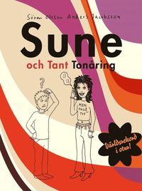 bokomslag Sune och tant tonåring