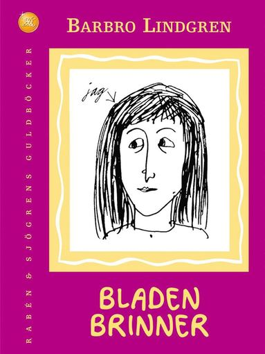 bokomslag Bladen brinner