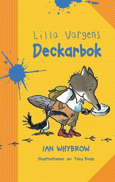 bokomslag Lilla Vargens deckarbok