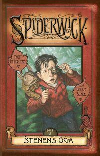 bokomslag Spiderwick 2: Stenens öga