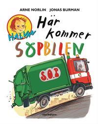 bokomslag Här kommer sopbilen : Halvan