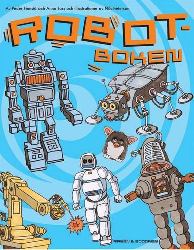 bokomslag Robotboken