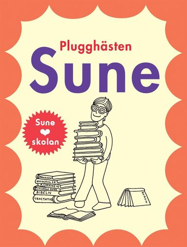 bokomslag Plugghästen Sune
