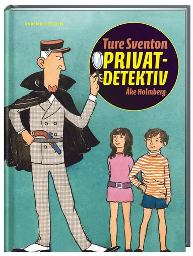 bokomslag Ture Sventon privatdetektiv