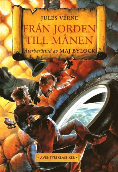 bokomslag Från jorden till månen