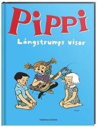 bokomslag Pippi Långstrumps visor
