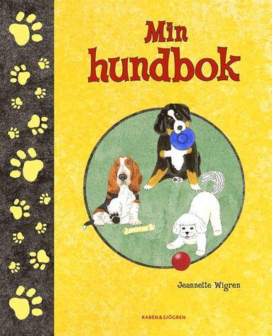 bokomslag Min hundbok