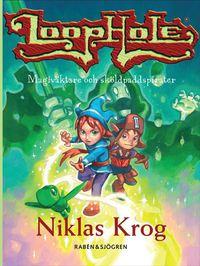 bokomslag Loophole : magiväktare och sköldpaddspirater