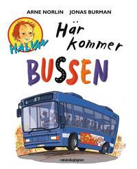 bokomslag Här kommer bussen