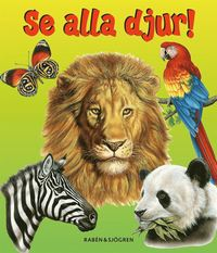 bokomslag Se alla djur