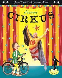 bokomslag Henrys cirkus