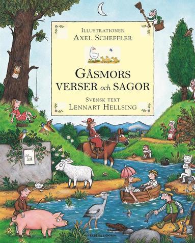 bokomslag Gåsmors verser och sagor