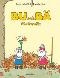 bokomslag Bu och Bä får besök