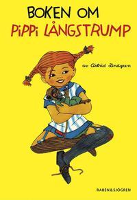 bokomslag Boken om Pippi Långstrump