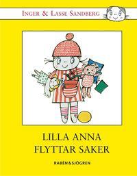 bokomslag Lilla Anna flyttar saker