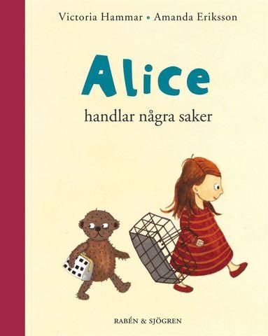 bokomslag Alice handlar några saker