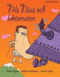 bokomslag Nils Näsa och luktomaten
