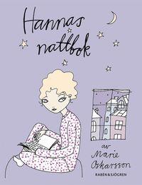 bokomslag Hannas nattbok
