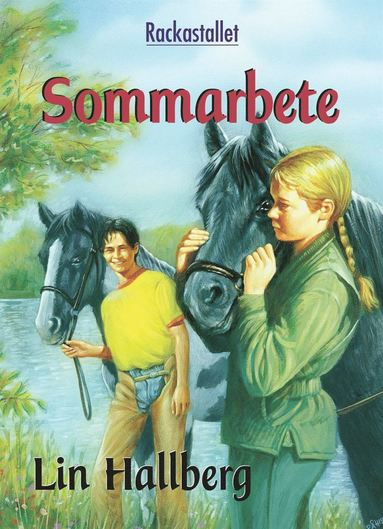 bokomslag Sommarbete