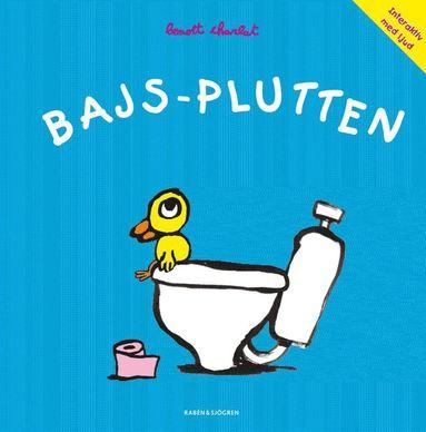 bokomslag Bajs-plutten : Interaktiv bok med ljud
