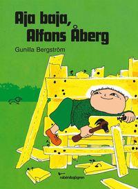bokomslag Aja baja, Alfons Åberg!