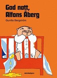 bokomslag God natt, Alfons Åberg