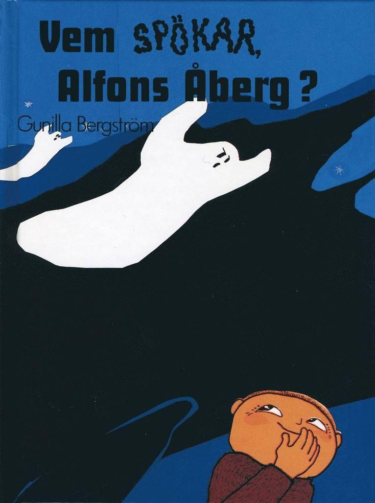 Vem spökar, Alfons Åberg? 1