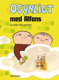 bokomslag Osynligt med Alfons
