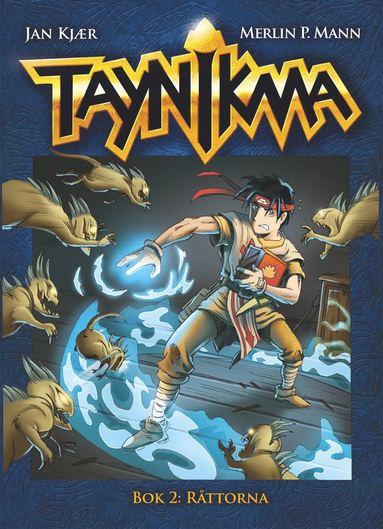 bokomslag Taynikma. Råttorna