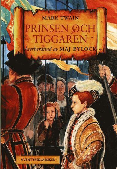 bokomslag Prinsen och tiggaren