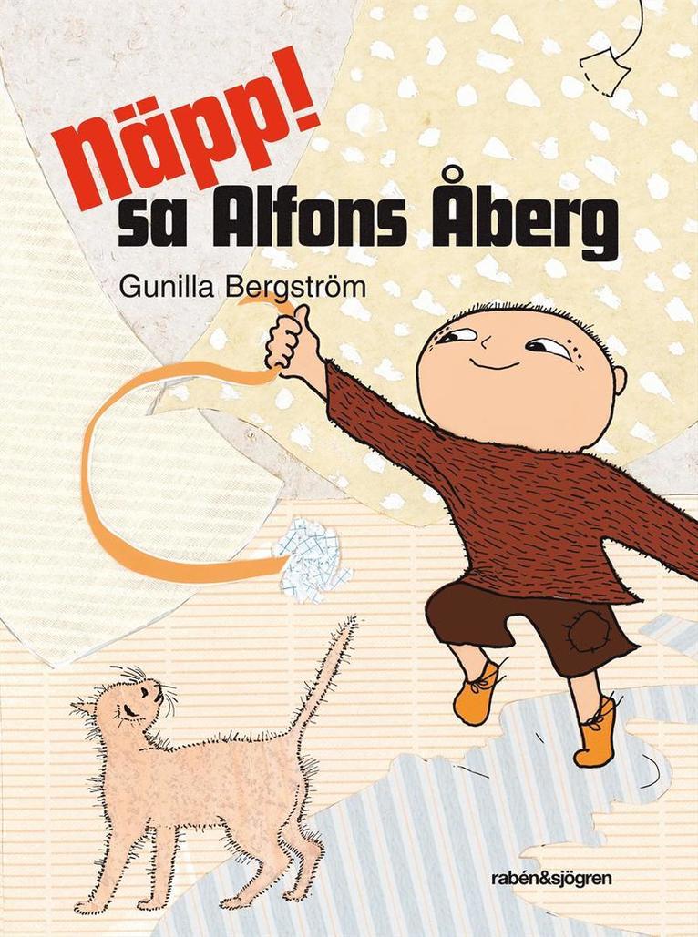 Näpp! sa Alfons Åberg 1