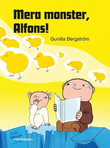 bokomslag Mera monster, Alfons!