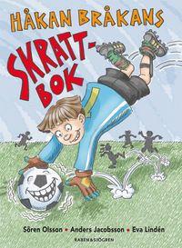 bokomslag Håkan Bråkans skrattbok