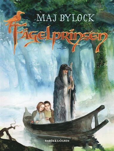 bokomslag Fågelprinsen