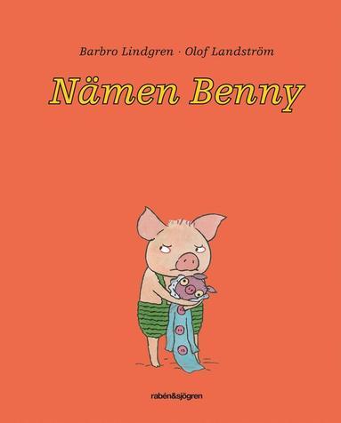 bokomslag Nämen Benny