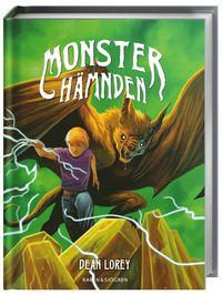 bokomslag Monsterhämnden