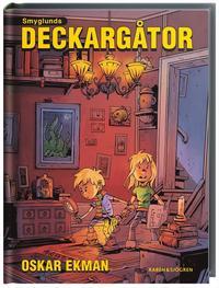 bokomslag Smyglunds deckargåtor