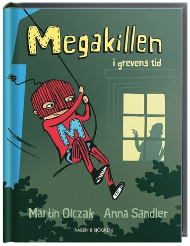 bokomslag Megakillen. I grevens tid