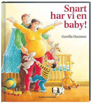 bokomslag Snart har vi en baby!