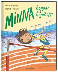 bokomslag Minna hoppar höjdhopp