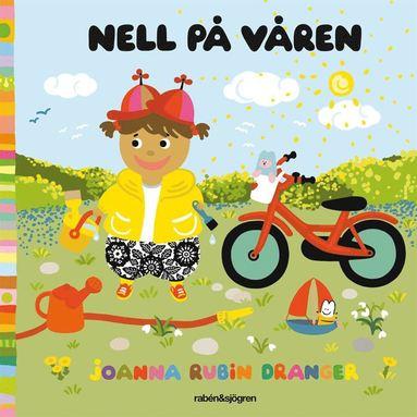 bokomslag Nell på våren