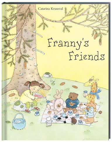 bokomslag Franny´s Friends