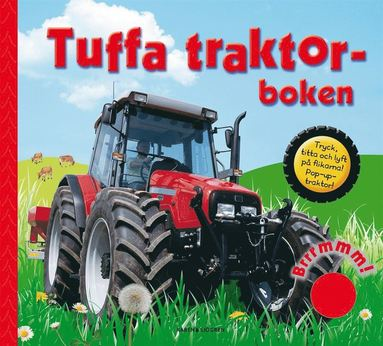 bokomslag Tuffa traktorboken