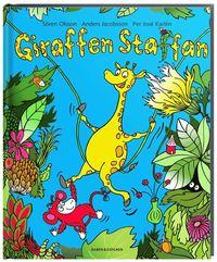 bokomslag Giraffen Staffan