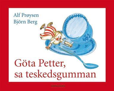 bokomslag Göta Petter, sa teskedsgumman
